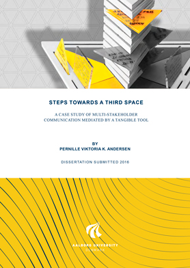 PhD Thesis by Pernille Viktoria K. Andersen: Steps Towards a Third Spac
